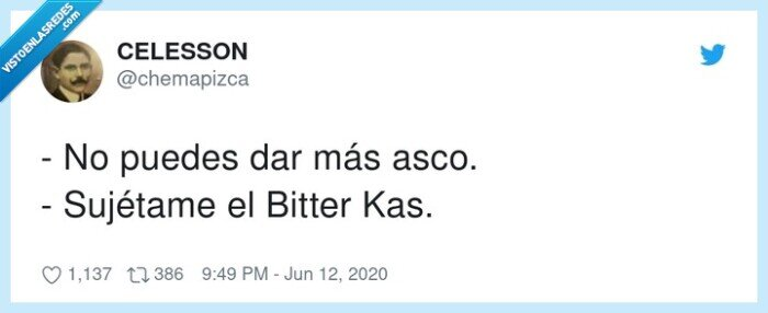 asco,bitter kas,dar,sujétame