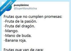 Enlace a No engañan a nadie por @supermanumolina
