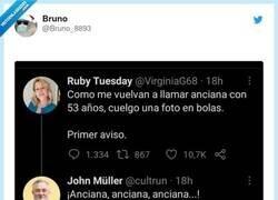 Enlace a John sabe lo que quiere, por @Bruno_8893