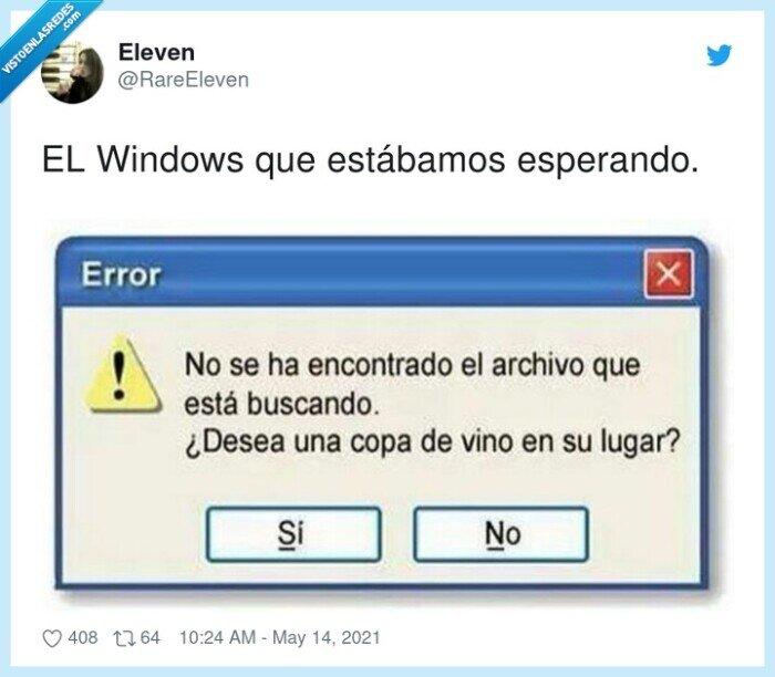 copa de vino,windows