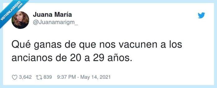 ancianos,vacuna