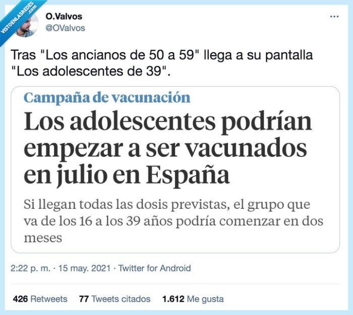 adolescentes,ancianos,vacunación
