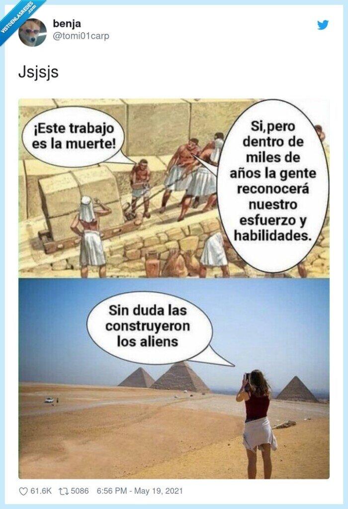 aliens,construir,egipcios,pirámides