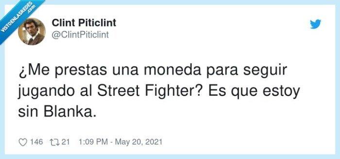 blank,moneda,prestar,recreativa,street fighter