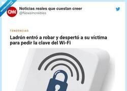 Enlace a Qué desconsiderados no dejar la wifi abierta, por @NewsIncreibles