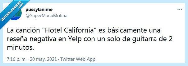 california,hotel,negativa,reseña,yelp