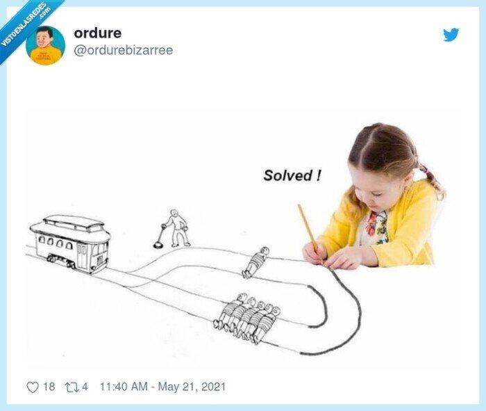 atropellar,niña,tren,vías