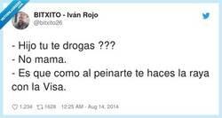 Enlace a Raro es, por lo menos, por @bitxito26