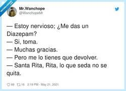 Enlace a Santa Rita Rita, por @WanchopeMr