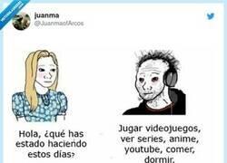 Enlace a Hay gente que ni se ha enterado de la pandemia, por @JuanmaofArcos