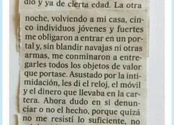 Enlace a Quien escribió esto en el periódico merece un aplauso, por @jm_clavero