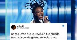 Enlace a La terrible reflexión sobre Eurovisión y Israel en la que seguro que no habías caído, por @TEAMR4MOS