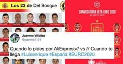 Enlace a Se burlan de Aliexpress por la convocatoria de Luis Enrique, y al final Aliexpress tiene que responder ofendido, por @juanma1191