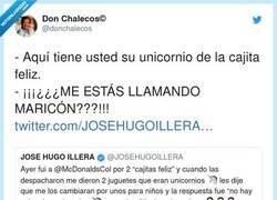 Enlace a Unicornios unisex ¿sí o no?, por @donchalecos