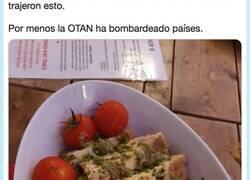 Enlace a Pide una tortilla española en UK y lo que le sirven es para declararles la guerra
