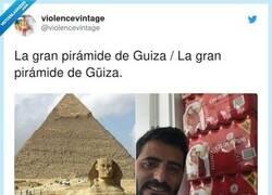 Enlace a Las 2 grandes pirámides, por @violencevintage