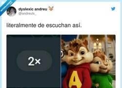 Enlace a Alvin y las ardillas, por @andreuls_