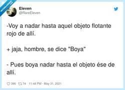 Enlace a ¡Hasta la boya!, por @RareEleven