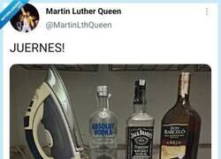 Enlace a Lo tiene todo para una gran noche, por @MartinLthQueen