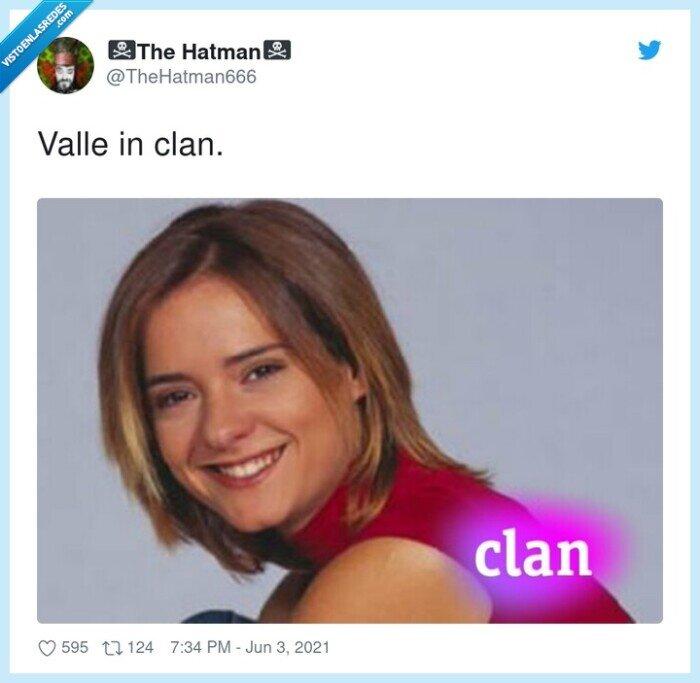 clan,compañeros,valle,valle inclan