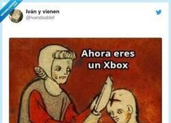 Enlace a X boy, por @ivandooblef