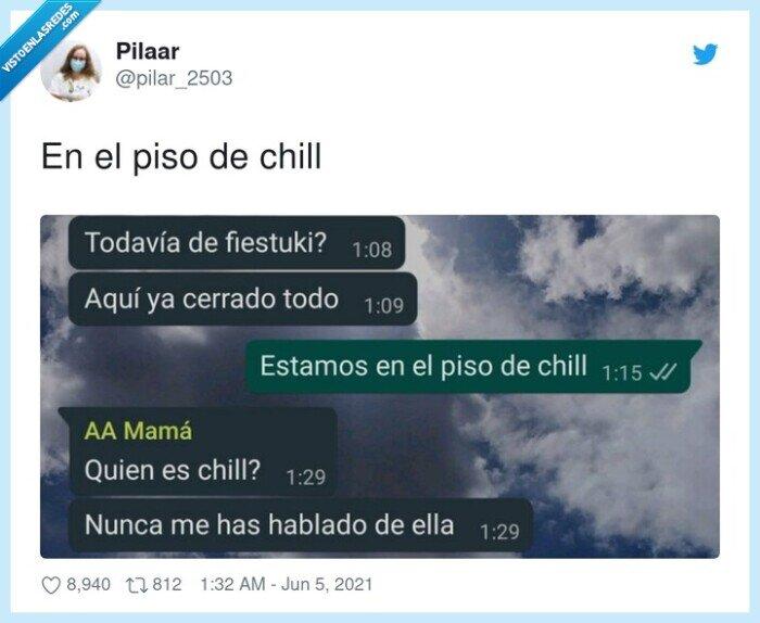 chill,estar,piso