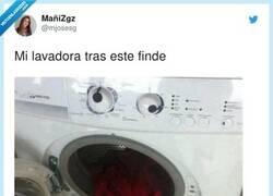 Enlace a Las lavadoras sacan humo de madrugada y los findes, por @mjosesg