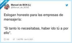 Enlace a Menos quejas y más mover el culo, por @Manuel_de_BCN2