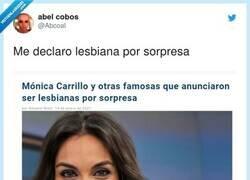 Enlace a Te levantas un día y ¡Uy! Lesbiana, por @Abcoal