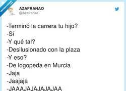 Enlace a Jodido está, por @Azafranao