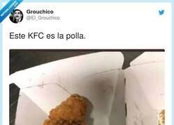 Enlace a Pollo en forma de, por @El_Grouchico