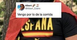 Enlace a Todo el mundo habla de este manifestante disfrazado de Colón: facha and furious, por @Arezno