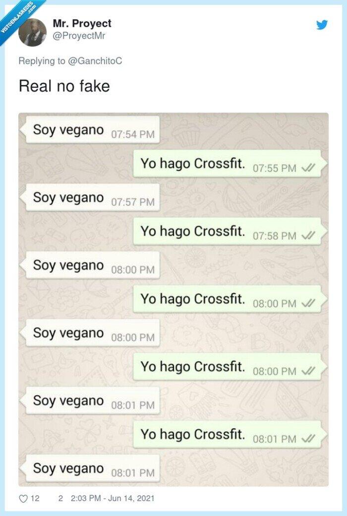 conversación,crossfit,vegano,whatsapp