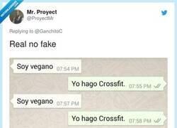 Enlace a Imagina un vegano que haga crossfit, por @ProyectMr