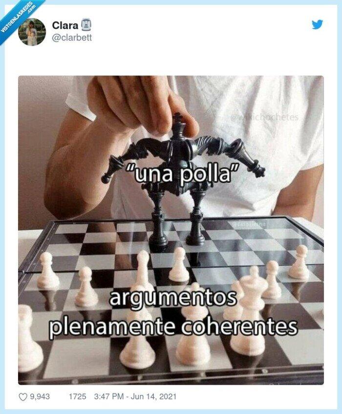 ajedrez,argumentos,una poIIa