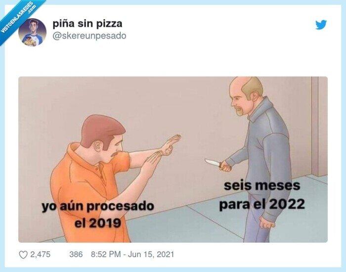 2019,2022,años,coronavirus,rápido,tiempo