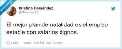 Enlace a Y una buena política de precios de la vivienda, sea en alquiler o en propiedad, por @Cristina_H_