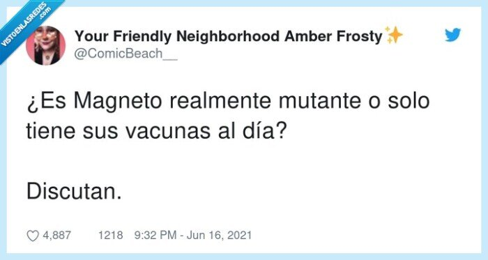 magneto,mutante,vacunas