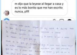 Enlace a La carta que le manda a su colega por la muerte de su padre pone los pelos de punta, por @ceciarmy