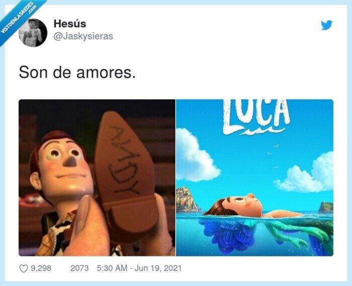 andy,luca,son de amores,woody