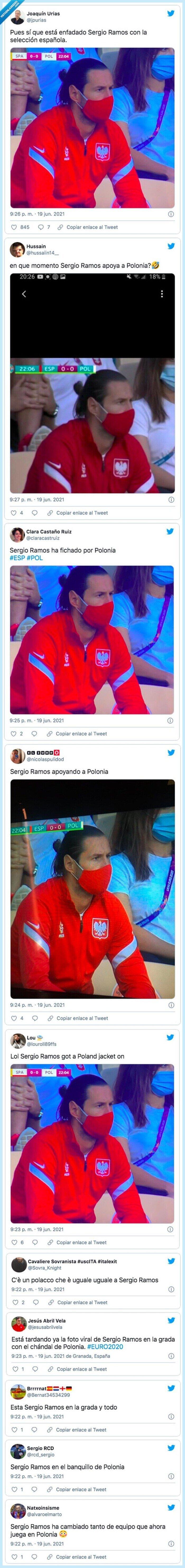 enfadado,eurocopa,selección española,sergio ramos
