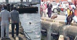 Enlace a Rescatan un cuerpo flotando en el agua y resulta que era una muñeca de plástico a tamaño real, menudo susto