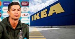 Enlace a IKEA lanza un nuevo producto al mercado y le pone de nombre Cristiano, por @aschapire