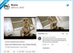 Enlace a Otro uso de las canciones malas, por @Bruno_8893