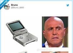 Enlace a Game Boy Advance, Matamoros edition, por @Bruno_8893