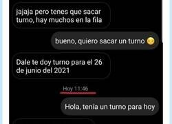 Enlace a Este chico estuvo esperando más de 4 años para conseguir una cita, y el día ha llegado, por @Gabrielloyola01