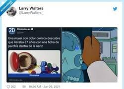 Enlace a No se la quitó porque no le salía un 5, por @LarryWalters_