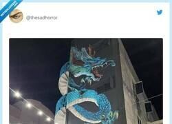 Enlace a Cuando al graffitero le dan libertad total, por @thesadhorror