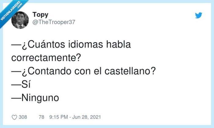 castellano,correctamente,hablar,idiomas,ninguno