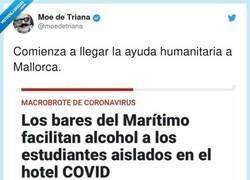 Enlace a Pobrecillos que están secuestrados con el todo incluido en Mallorca, por @moedetriana